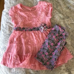 Nanette outfit size 4T
